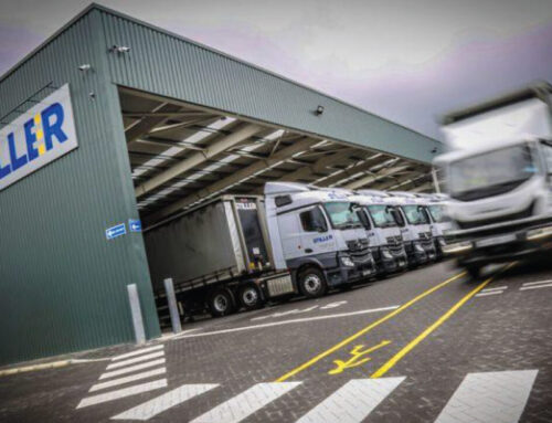 C-TEC's CAST fire system specified for high-tech logistics site